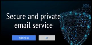 Private Email Service