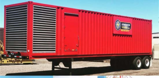 2000 KVA Generator Specification on Rent