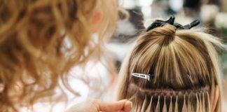 Hair Extensions Trend in Fashion
