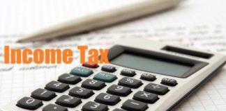Income Tax Return Calculator