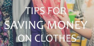 Top 10 Must Know Tips to Save Money on Clothes
