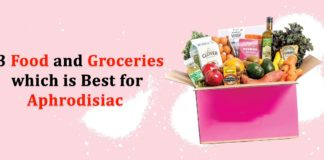 13 Food and groceries which is best for Aphrodisiac 1