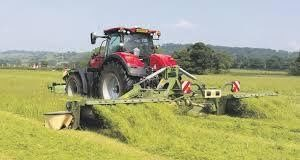 production silage