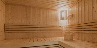 gym with sauna london