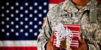 Gifts for Soldiers and Veterans